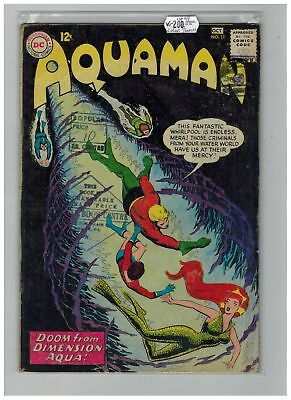 Aquaman (1962) #  11 (3.5-VG-) 1ST APP. MERA (COLOR TOUCH) (418652)