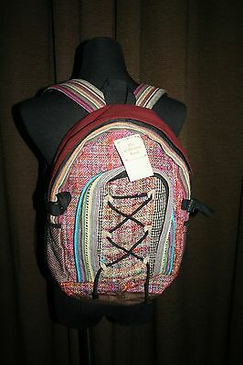 New With Tags~ The Collection Royal~ Backpack~ Boho Hippie