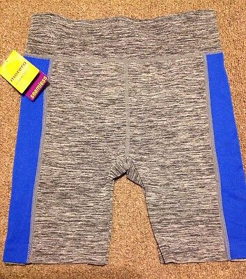 781ed3ec74097 Nwt Women s Morera Seamless Activewear Small Running Workout Gray blue