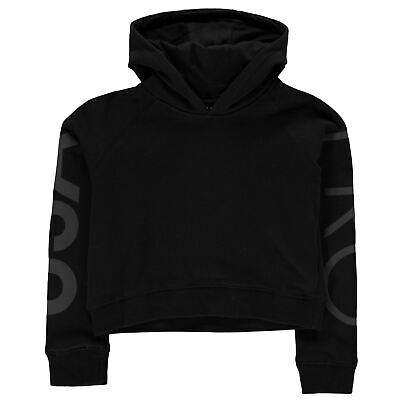 USA Pro OTH Hoodie Youngster Girls Hoody Hooded Top Full Length Sleeve