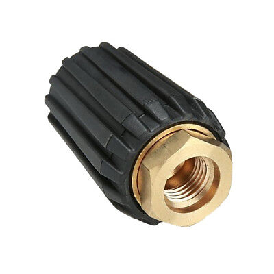 2-In-1 Adjustable Change-Over Nozzle for High Power Pressure Washer 1.2mm