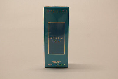 Bulgari Omnia Paraiba 100ml Shower Oil GIFT WRAPPED