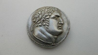 Repro Ancient Coin Palestine Tyre Shekel The Bible Judas Free Worldwide Shipping