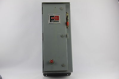 Furnas 17DF32OEDA Enclosure Size 1 120/240 VAC 60Hz Phase 3 14DF32AA Starter