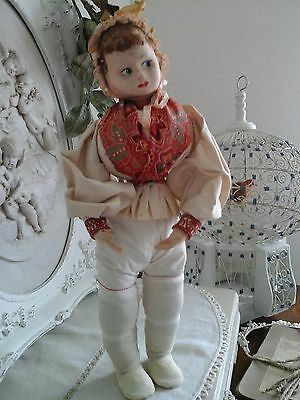 Collectors Original Antique French Boudoir Doll ~ Rare Estate Find ~Early 1900's