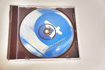 40 Below Summer - Invitation To The Dance 2001 Promo-Cd