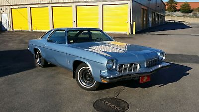 1973 Oldsmobile Cutlass N/A 1973 Oldsmobile Cutlass Fastback (From Arizona)`