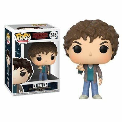 Stranger Things Eleven Season 2 Funko Pop Vinyl Figure Millie Bobby Brown New