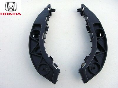 Honda Civic Sedan 2006 - 2011 Front Bumper Bracket Clips Spacer Left & Right Set
