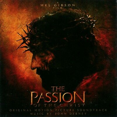 2004 The Passion Of The Christ - Original Motion Picture Soundtrack OST CD OOP