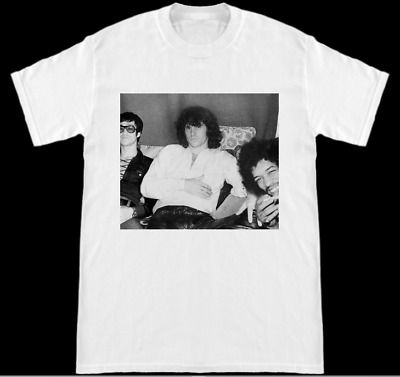 Bruce Lee Jim Morrison The Doors Jimi Hendrix Hanging Out Shirt