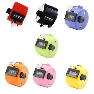 Mini Stitch Marker Row Finger Counter Electronic Digital Tally Counter