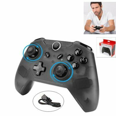 Wireless Bluetooth Joystick Gamepad Pro Controller für Nintendo Switch+Ladekabel