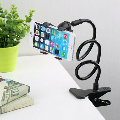 Long arm Mount Lazy Universal Tablet Holder Stand For Mobile Cell Phone GPS