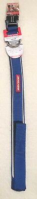 EZYDOG Neo Classic Dog Collar RED Large Quick Dry Blue Brand New