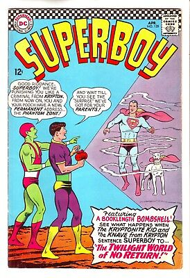 Dc Comics Superboy #128 In Fn+ Condition