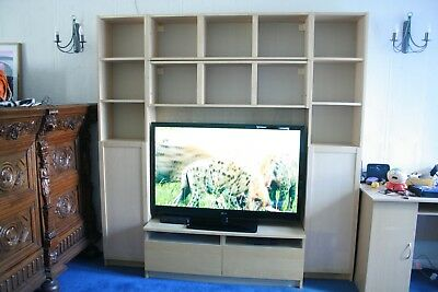 Ikea Billy Bookcases Shelves And Tv Unit