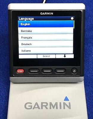 Garmin GHC 20 Autopilot Control Head GHC20; 90 Day Warranty, Very Clean