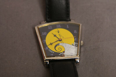 Nightmare Before Christmas Jack Skellington Moon Timex Watch Touchstone Pictures