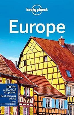 Lonely Planet Europe (Travel Guide) (Paperback), Lonely Planet, A. 9781743214695