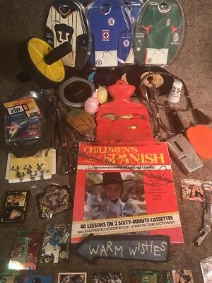 JuNk DrAwEr LoT! Crazy Stuff! Lures, Baseball Cards, Zip, Coozies, RecorderX289