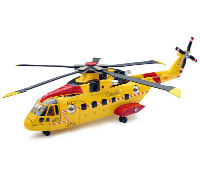 NewRay Sky Pilot 1:72 Agusta Westland AW 101 Canadian Search & Rescue Helicopter