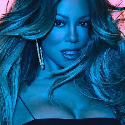 Mariah Carey - Caution [CD 11/2018] Explicit