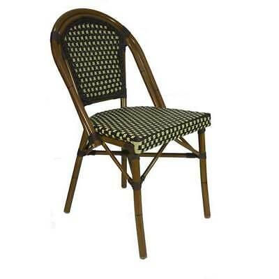 New Parisian Cafe Outdoor Chair French Replica Restaurant Dining Seats PARIS