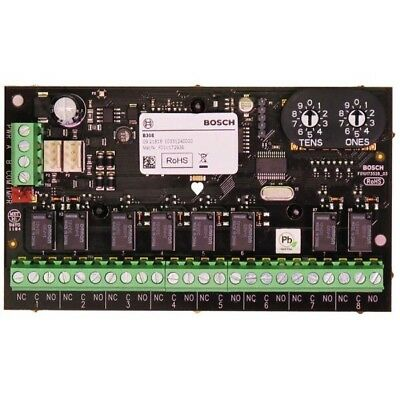 NEW!! Bosch B308 SD12 8-Output Module