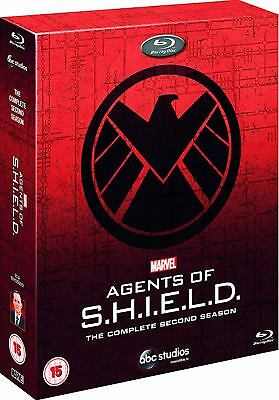 Brand NEW - Marvel's Agents of Shield (S.H.I.E.L.D.) The Complete Second Season