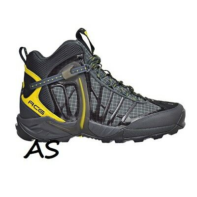 the latest 22ae3 291d4 NIKE ACG AIR ZOOM TALLAC LITE OG Mens BOOTS BLACK ANTHR YELLOW 844018-001 Sz