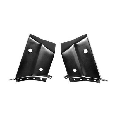 68 - 72 Chevelle Coupe Trunk Hinge Package Shelf Extension - Pair