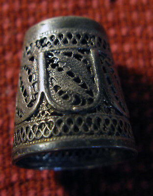Old Sewing Thimble