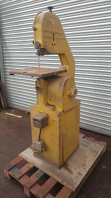 "Startrite Bandsaw 3 phase 11"" Throat, 6"" Depth"