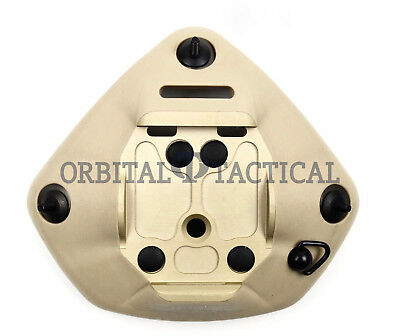 New Norotos One 1 and 3 Three Hole Shroud Mount Tan 1817010