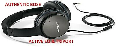 Boxed New Bose QuietComfort 25 Acoustic Around Ear Noise Cancelling Headphones