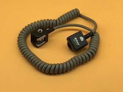 Nikon SC-17 Flash Connection Cable / Cord - Genuine
