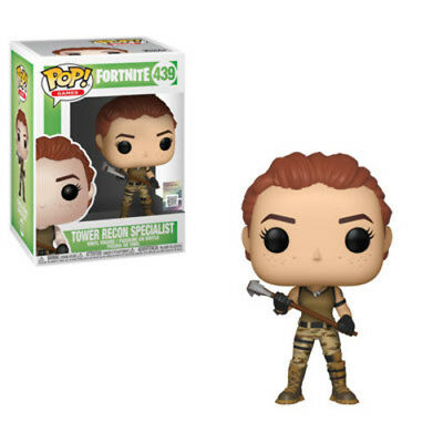 Fortnite - Tower Recon Specialist - Funko Pop! Games: (2018, Toy NEUF)