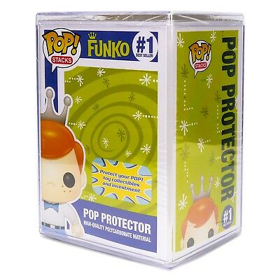 Funko Pop! Stacks High-Quality Stackable Hard Premium Pop Protector - New Sealed