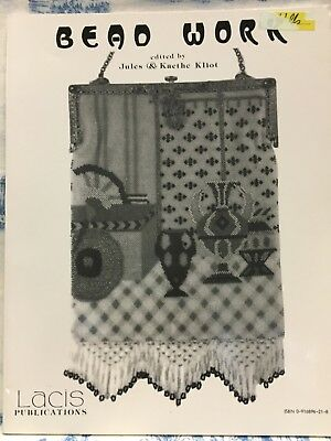 Bead Work by Jules Kliot Published by Lacis Pub (1984)