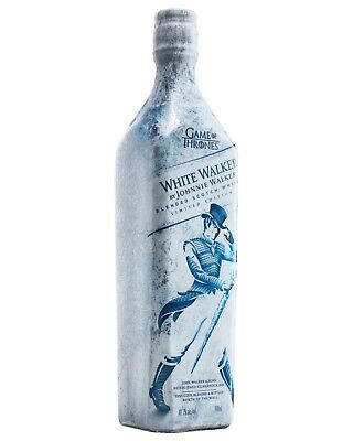 Johnnie Walker Scotch Whisky White Game of Thrones Limited Edition 700mL