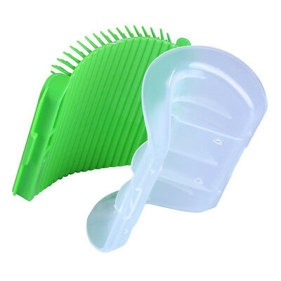 US Pet Cat Dog Wall Corner Massage Self Groomer Rubber Comb Toy Brush Cleaner