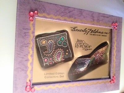 Just the Right Shoe by Beverly Feldman Limited Edition Too Much is Not Enough