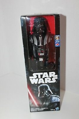 "NEW Star Wars Action Figure Darth Vader Revenge of the Sith 12"" FACTORY SEALE"