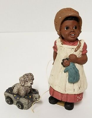 All God's Children Figurine BONNIE Martha Holcombe # 130 copyright 1987