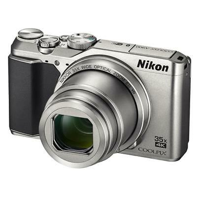 Nikon COOLPIX A900 Digital Camera (Silver) 26505 BRAND NEW IN WHITE BOX