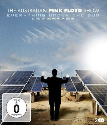 The Australian Pink Floyd Show - Everything Under The Sun Live Blu-Ray