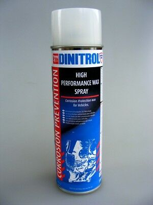 Dinitrol High Performance Wax 500 Ml Spray