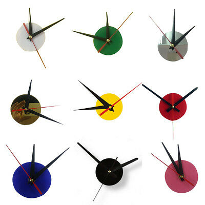 Large Silent Quartz DIY Wall Clock Movement Hands Mechanism Repair Part Tool Kit