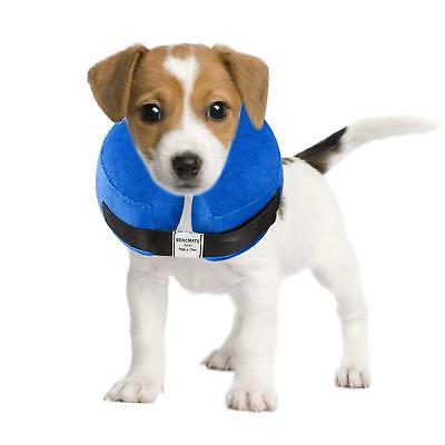 Bencmate Protective Inflatable Collar for Dogs and Cats -